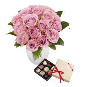 lilla roosikimp kommikarbiga